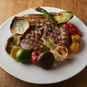 【ショートコース】前菜2種に,メインの肉料理も堪能できる全5品 広尾の一軒家レストランで愉しむディナー