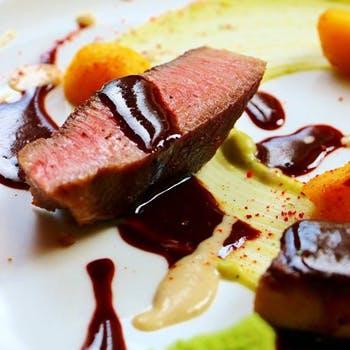 【季節のディナー プチ・セゾン】自然野菜・旬食材・伝統料理 美味なる料理で楽しいひととき
