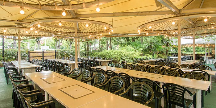 4位 ビアレストラン/テラスあり「ビアレストラン ガーデンアイランド」の写真2