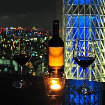 Issare shu cielo/東京ソラマチ30Fの写真
