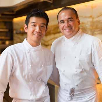 【Chef's Special!!】米澤シェフ厳選セレクトメニュー!JGスペシャリテ〜エッグキャビア付全6品!