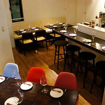 5th cafe Udagawaの写真
