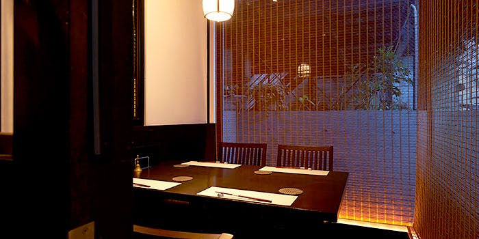 馳走 麹屋のテーブル個室