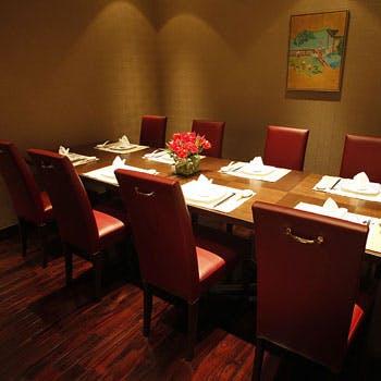 ホテルオークラレストラン名古屋 中国料理 桃花林の写真
