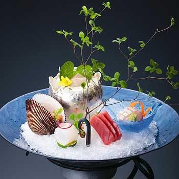 【一休限定】乾杯スパークリング付!料理長厳選、季節の食材を使用した特別懐石ディナープラン 全7〜8品
