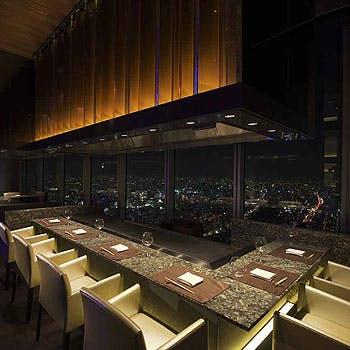 レストラン ZK/大阪マリオット都ホテルの写真