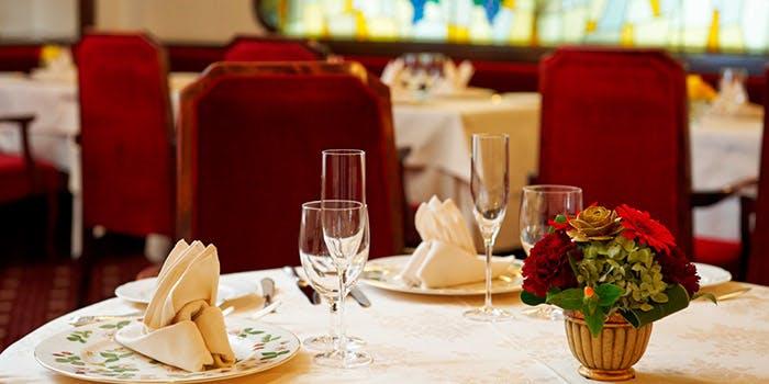 29位 フランス料理/レビュー高評価「三笠会館 榛名」の写真1
