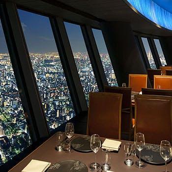 Sky Restaurant 634の写真