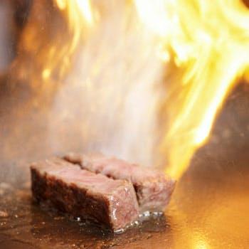 鉄板焼 dining 蘭麻 町田店の写真