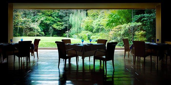10位 フランス料理/個室予約可「北野ガーデン レストラン ピパ・ブルー」の写真2