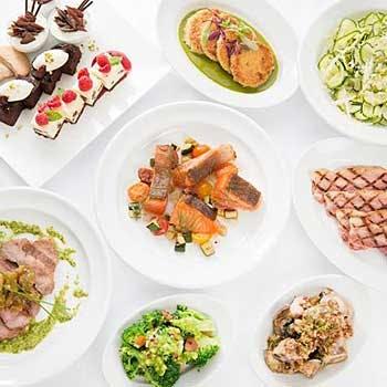 【飲み放題付】テーマはモダン・ニューヨーク・ビストロ!魚料理・肉料理含む全9種のパーティープラン