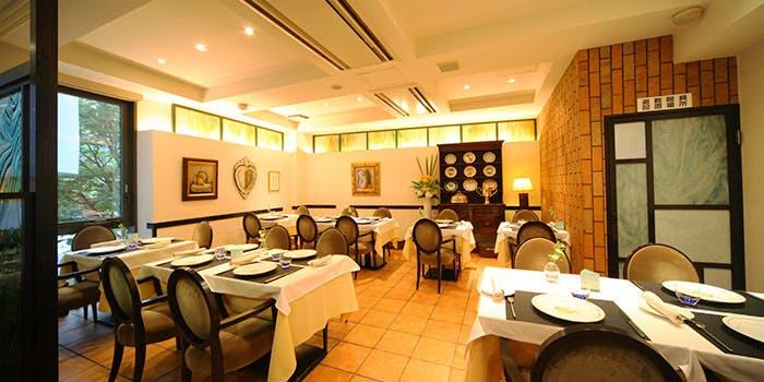 21位 フランス料理/個室予約可「ル レストラン マロニエ」の写真1