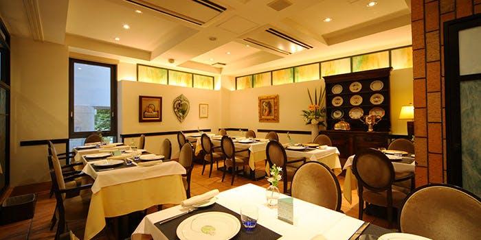 21位 フランス料理/個室予約可「ル レストラン マロニエ」の写真2