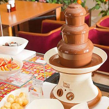 カジュアルレストラン THE GARDEN/ホテル京阪 ユニバーサル・タワーの写真