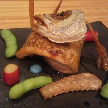 日本料理 楽只〜青山力三〜の写真