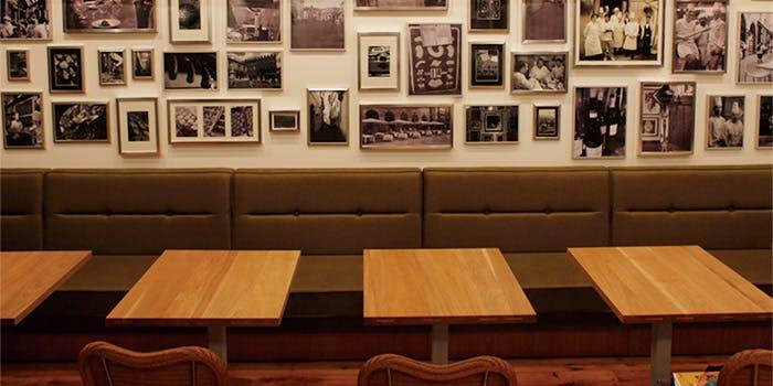 26位 イタリア料理/個室予約可「TRATTORIA AL POMPIERE」の写真1
