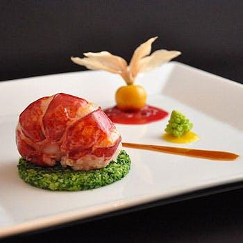 【シェフにおまかせ】季節の食材やその日おすすめの厳選食材を使用した特別コース