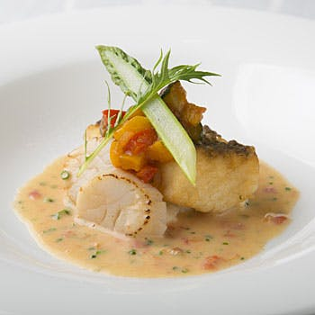 レストラン・ルミエール/中之島プラザ13Fの写真