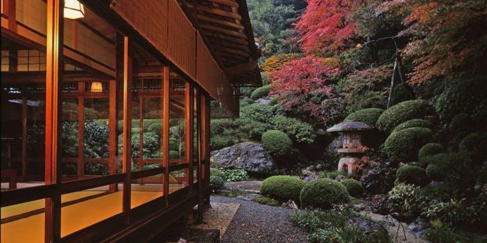 2. 京都ホテルオークラ 別邸 粟田山荘