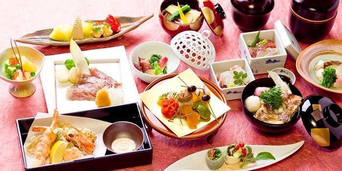 京料理 とりよねの料理写真