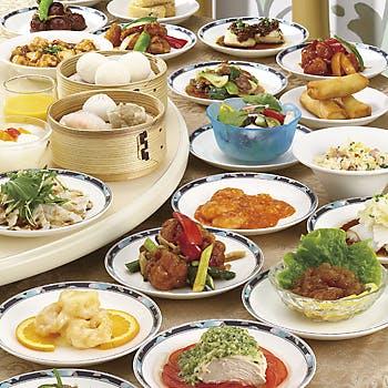 中国料理 桃李/からすま京都ホテルの写真
