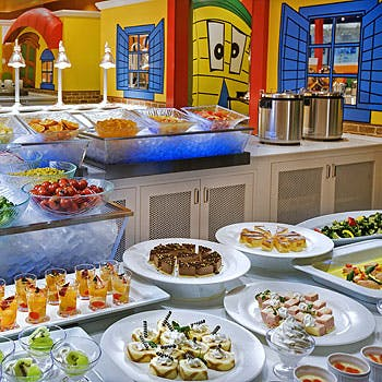 カジュアルレストラン イーポック/ホテル近鉄ユニバーサル・シティの写真