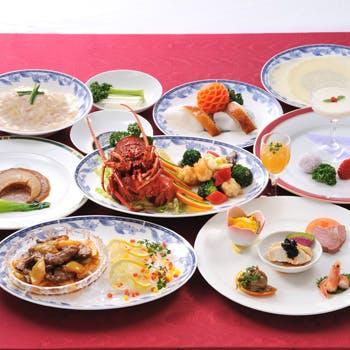 中国料理 桃園/松山全日空ホテルの写真