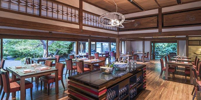 6位 イノベーティブな和会席を贅沢に!フレンチ×京料理「京 翠嵐」の写真1