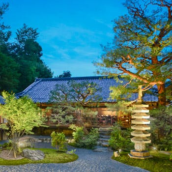京 翠嵐/翠嵐 ラグジュアリーコレクションホテル 京都の写真