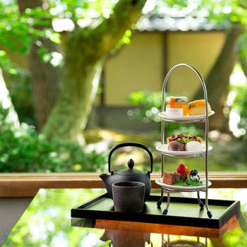 茶寮 八翠/翠嵐 ラグジュアリーコレクションホテル 京都の写真