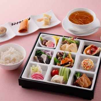 京都ホテルオークラ チャイナテラス桃李の写真