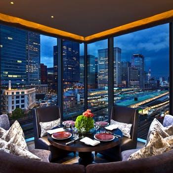 MOTIF RESTAURANT & BAR/フォーシーズンズホテル丸の内 東京の写真