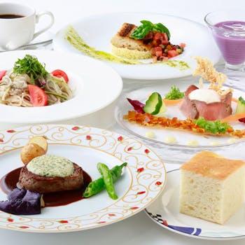 【プリフィクス全4品】オードブル3種・ピッツァorパスタ・メイン・デザートを自分好みにカスタム!