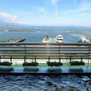 イタリアンダイニング Bel Lago/琵琶湖ホテル