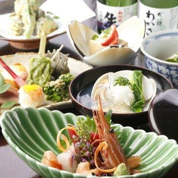日本料理 茶寮若狭の写真