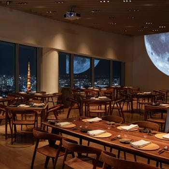 THE MOON(Restaurant / Lounge)の写真