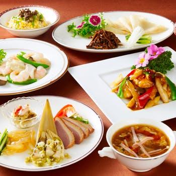中国レストラン 瑞麟/パレスホテル立川の写真