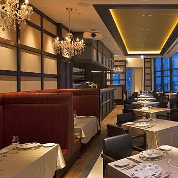 【フリードリンク付き】東京の夜景を眺めながら、とことん国産にこだわった全7品ディナーを堪能!