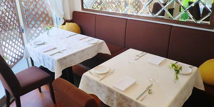 restaurant C'est juste juste(レストラン セジュストジュスト)