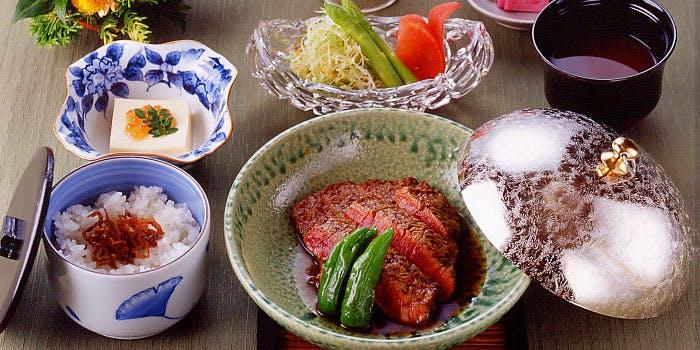 3. 日本料理「さくら」ヒルトンお台場