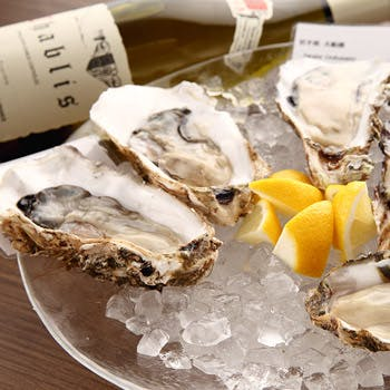 Oysterbar&Wine BELON(ブロン) 銀座の写真