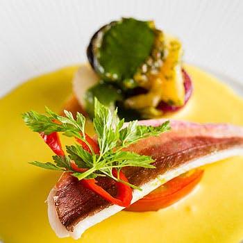 【人気ランチ】古民家で楽しむ丹波篠山食材たっぷりの最旬フレンチ 魚&肉料理含む全5品