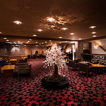 メインラウンジ さくららうんじ/千里阪急ホテルの写真