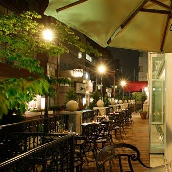 カフェ ブルーノ・デル・ヴィーノ/ホテルトラスティ心斎橋の写真