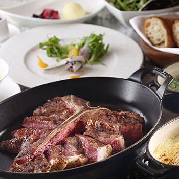 Baron the steakの写真
