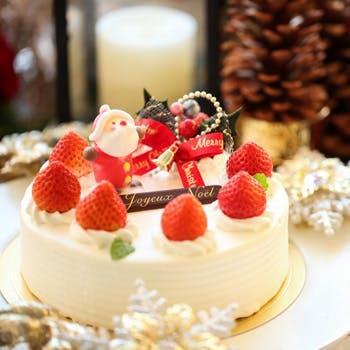 【早割x12月】冬のファンタジー!デザート&クリスマスライトミール計30種以上 食べ放題!(週末)