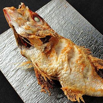 【厳選地酒も選べる1杯付】新潟の老舗料亭の味を新橋で堪能!高級魚のど黒の塩焼きや鮮魚5種お造り等全7品