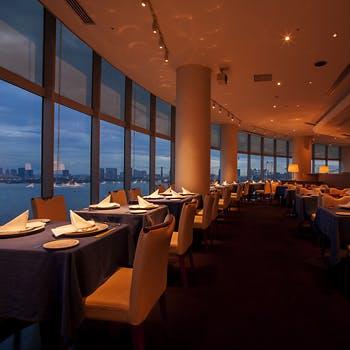 【窓側確約×選べる1ドリンク付】魚&牛フィレ肉のWメインやフォワグラなど全7皿をお愉しみください!