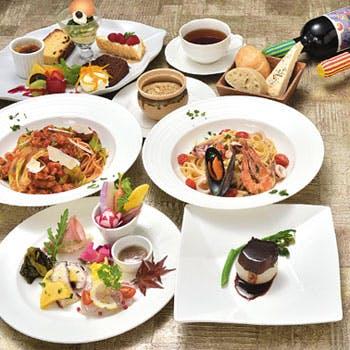 戸塚崎陽軒 イタリア料理 イル・サッジオの写真