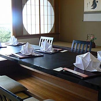 【個室】〜飛翼〜 顔合わせや結納に!グラススパークリング,桜茶,記念写真特典付!小鯛や赤飯など全9品会席
